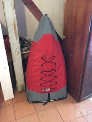 Canoa Bic 120 + accessori  foto-18052