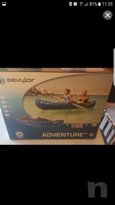Vendo canoa nuova foto-9893