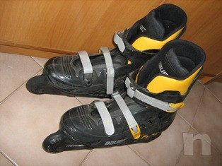 pattini a rotelle in linea roller blades marca BAUER foto-18140
