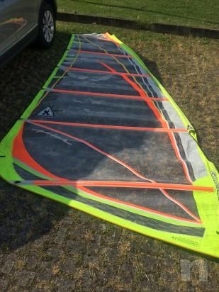 Windsurf completo Mistral Shredder  foto-18152