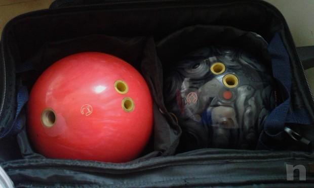 Vendo attrezzatura da bowling  foto-9953