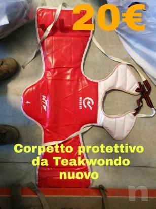Corpetto teakwondo ufficiale foto-9979