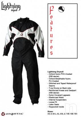 muta leggera stagna , mystic lightning drysuit foto-998
