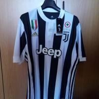 Maglietta Divisa Gara Juventus 2017/2018 Home Dybala 10 con Etichetta