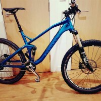 MTB CANYON SPECTRAL6.0 ANNO 2015 - .