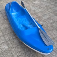 Canoa in vetroresina