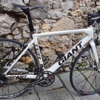 Vendo giant tcr advantage usata