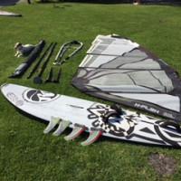 Vendo Set completo Windsurf Wave