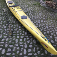 kayak INUK - CS CANOE - e accessori