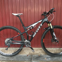 Mtb Scott 910 Spark full carbonio