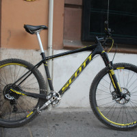 "VENDO MTB FRONT HARDTAIL 27,5"" SCOTT SCALE RC 700"