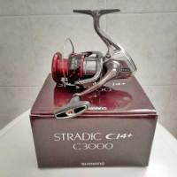 Mulinello Shimano Stradic Ci4 C3000