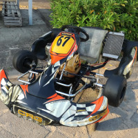 Kart CRG 125cc monomarcia