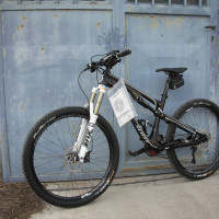 MTB Full Scott Genius 720 Plus 27,5 Tg. S