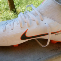 Scarpe da calcio Nike mercurial superfly vi pro fg just do it