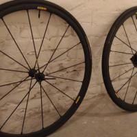 Set ruote Mavic R-Sys Slr carbonio per copertoncino