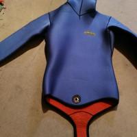 set attrezzatura subacquea