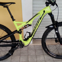 MTB Stumpjumper FSR Expert Carbon EVO 650b