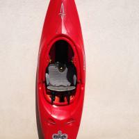 Kayak da torrente Dagger Mamba 7.5