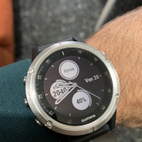 Garmin Fenix 5 Plus un mese