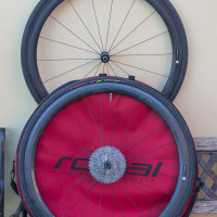 RUOTE IN CARBONIO ROVAL CLX 40 RAPIDE (SPECIALIZED)