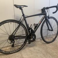 Bici corsa carbonio pari al nuovo