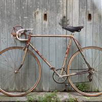 Eroica - Bici Frejus del 1955 rigenerata con pezzi originali
