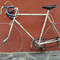 Bici da corsa d'epoca per eroica anni '60 CON POMPA