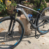 Mtb Canyon 29 tg M in carbonio