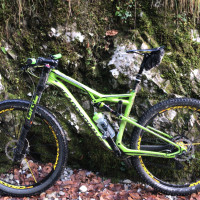 Cannondale Habit Carbon 2017 tg m