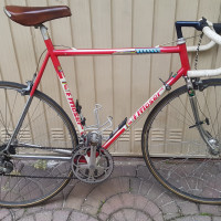 Vendo bici d'epoca