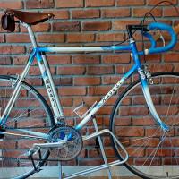Bicicletta corsa Vintage Ravasi Super Milano 1984