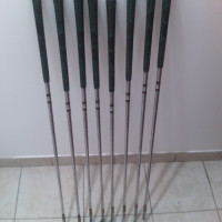 raro set completo  ferri golf mac gregor tourney