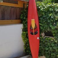 Canoa gran turismo fondo piatto di m.4.10