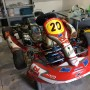 Vendo go kart birel tm k9