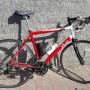 Bici alluminio e carbonio