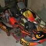 Go Kart Intrepid Cruiser 2012 motore TM K9C Serie Speciale