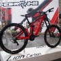 Mountain Bike Downhill Pedroni Cycles Lion Carbon