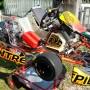 Go kart Intrepid Cruiser 2012 motore TM K9C SS.