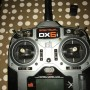 Radiotrasmittente a 6 canali spectrum dx6i