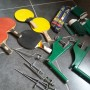 SET ATTREZZATURA RICAMBI PING PONG