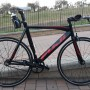 FUJI TRACK PRO PISTA FIXED CRITERIUM RED HOOK