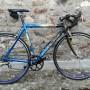 bici da corsa in alluminio