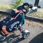 Vendesi carrello da golf elettrico ottime condizioni