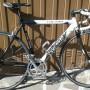 Bicicletta da corsa usata pochissimo
