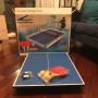 Tavolo da ping pong da appoggio