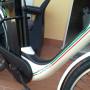Bicicletta elettrica pedalata assistita grif Fiat 500