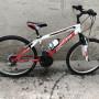 "Bici MTB bambino Montana escape gamba 24"""