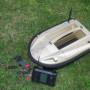 Prism Bait Boat con GPS ed ecoscandaglio baitboat baitboot Bait barca mangime barca Nuovo