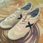 Scarpe MUNICH calcetto indoor bianco/blu
